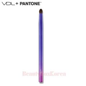 VDL Smudge Eyeshadow Brush 1ea [Pantone 18 Edition]